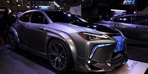 lexus modellista ux concept auf dem tokyo auto salon