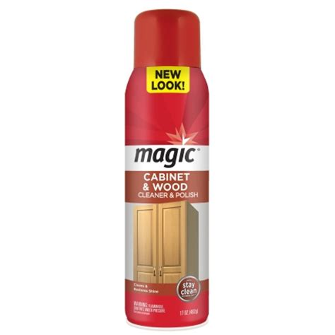 magic cabinet and wood cleaner magic 17 oz cabinet and wood cleaner 3063 cabinet
