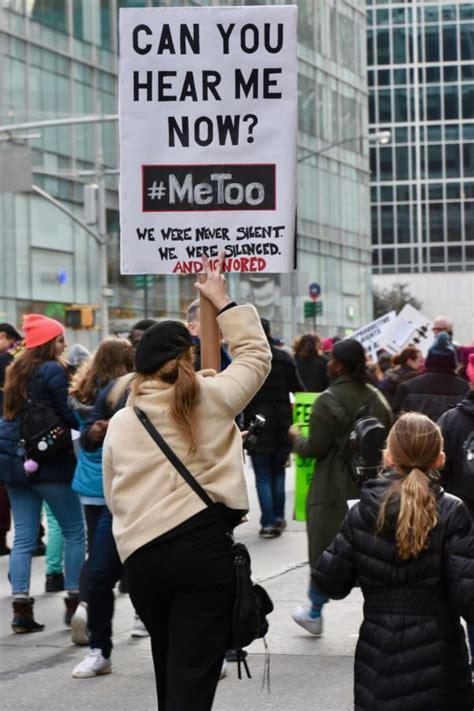 #Metoo movement - The Bird Feed