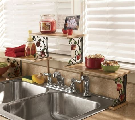 kitchen sink shelves apple the sink shelf from seventh avenue 174 di60694 2878