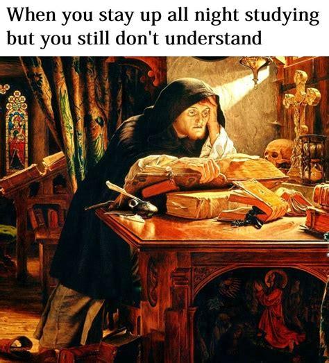 Meme Painting - carpe scriptura