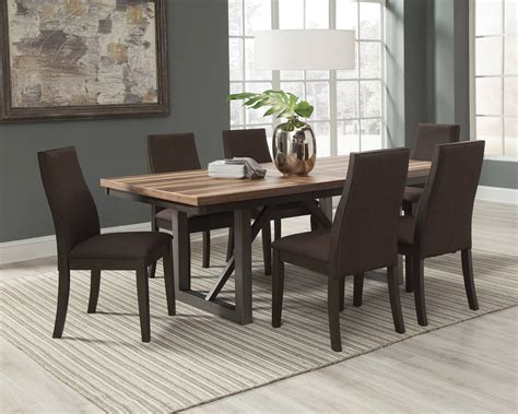 Coaster Furniture Spring Creek 7pc Dining Room Set The