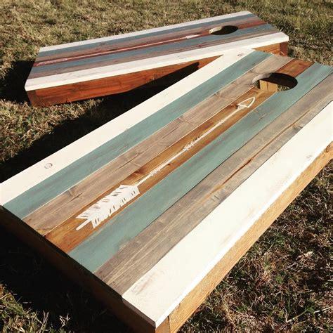 Custom Cornhole Boards Woodworking Opendoordesigns