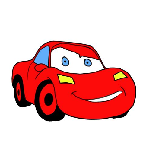 cartoon car drawing clipartsco