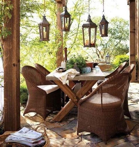 57 cozy rustic patio designs digsdigs
