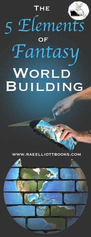 The 5 Elements of Fantasy World Building | A good blog ...