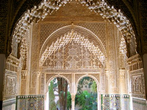 andalus al spain alhambra andalusia architecture granada islamic islam geometry complex sacred palace muslim buildings dome moorish magnificence gothic egypt
