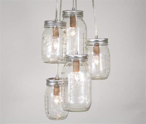 80 best Mason Jar Hanging Lights images on Pinterest