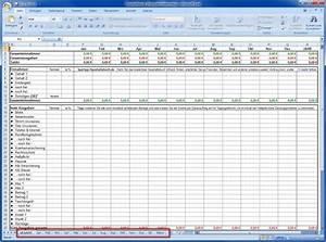 Bilanz Berechnen : spartipp haushaltsbuch mit excel einnahmen und ausgaben kontrollieren bilder screenshots ~ Themetempest.com Abrechnung
