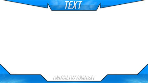 Twitch Template Twitch Overlay Template Psd Twitch Stuff