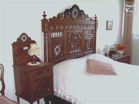 chambre henri 2 1870 style henri ii breton chambre 224 coucher 6 pi 232 ces