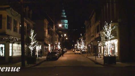 annapolis christmas lights december  youtube