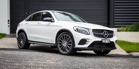 2017 Mercedesbenz Glc250 Coupe Review Caradvice