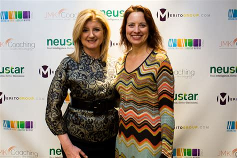 successful marketing leaders  arianna huffington