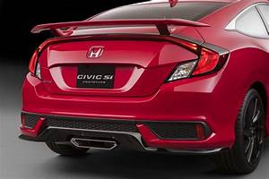 2017 Honda Civic Si Revealed With 1 5