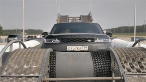 land rover discovery stock video footage   hd video