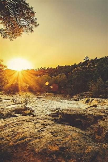 Piqsels Bagus Pemandangan Indah Senja Keren Paling
