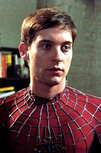 Image result for Tobey Maguire Spider-Man