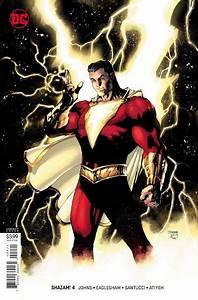Weird, Science, Dc, Comics, Preview, Shazam, 4