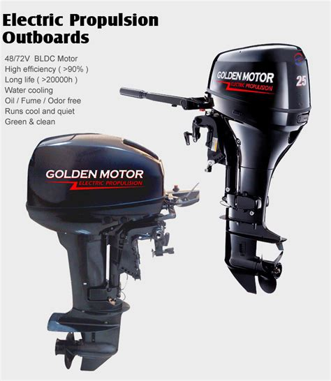 Electric Boat Motor by Electric Propulsion Outboard Outboard Teleflex