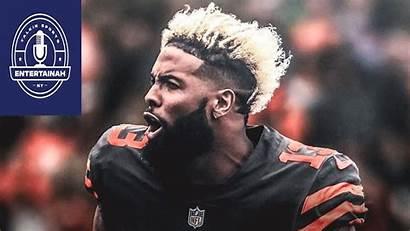 Odell Beckham Jr Browns Football Obj Cleveland
