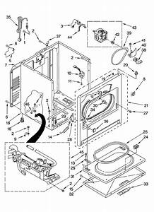 Crosley Dryer Wiring Diagram : crosley cgds563rq1 dryer parts sears parts direct ~ A.2002-acura-tl-radio.info Haus und Dekorationen