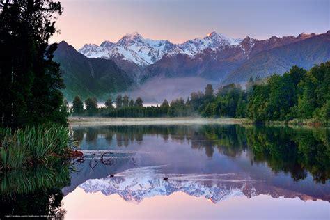 pobra tapety Nowa Zelandia, Gry, niebo, jezioro Darmowe ...