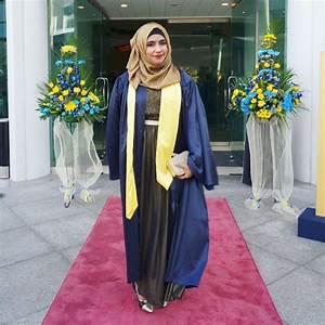 Hijab Graduation Outfit-18 Ways to Wear Hijab on Graduation Day - Part 3