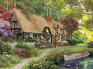 Cozy Cottage EZ Grip Puzzles