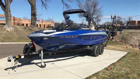 Malibu Boats Youtube by 2013 Malibu Wakesetter 23 Lsv Dark Blue Silver Youtube