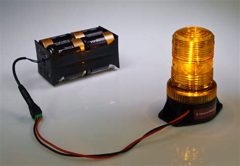 battery operated heat l portable 12v dc 8 cell battery power supply power supply