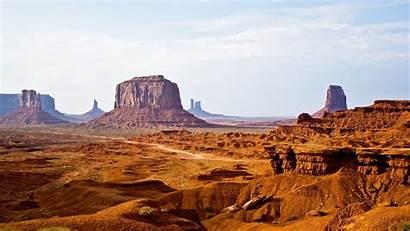 Wild West Desert Valley Desktop Wallpapers Usa