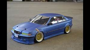 Rc Bmw E36 Re Paint And Drift 2015