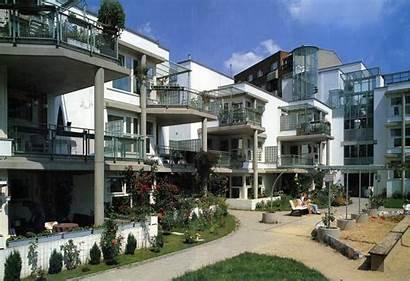 Berlin Germany Hertzberger Housing Lindenstrasse Herman Ahh