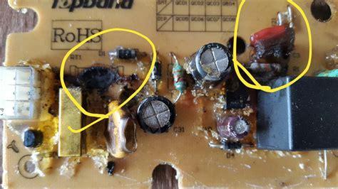 placa lavarropas gafa aquarius 6500 componentes quemados yoreparo