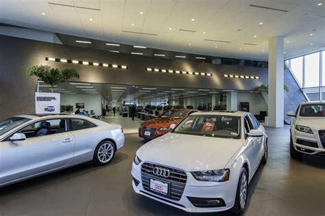 Audi Houston by Audi Central Houston Facility