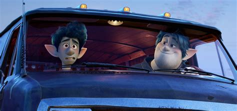 disney pixar releases trailer   fantasy film onward