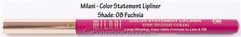 valentine kisses milani color statement lipliner