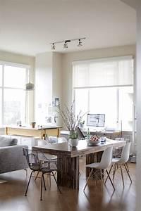 visite un loft contemporain plein de charme cocon de With salle a manger scandinave