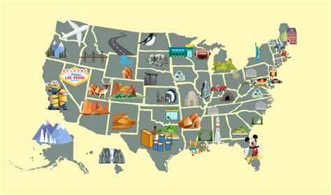 the most extravagant attraction in every u s state viva