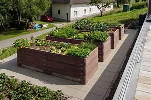 Wie Gestalte Ich Einen Garten : hochbeete aus beton frische ideen f r ihren garten ~ Whattoseeinmadrid.com Haus und Dekorationen
