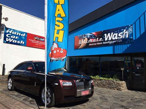 Ultimate Wash & Cafe
