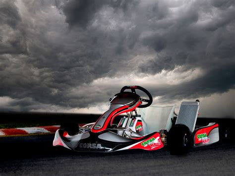 The Long Road From Karting To Formula One