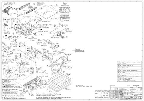 grammer siege tracteur msg95al msg95a grammer seat parts stockist
