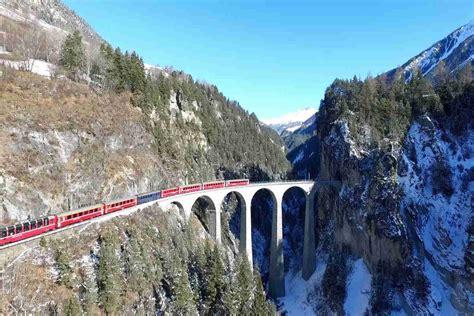 treni a cremagliera glacier express il trenino a cremagliera trenino rosso