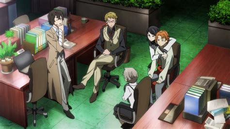 bungou stray dogs season  latest news