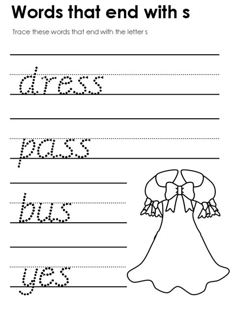 Activities For Kindergarten Words That End In At Worksheet Activities Best Free Printable