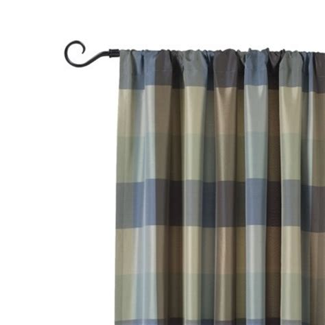 target panel window treatments fabric