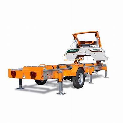 Hd36 Norwood Sawmill Portable Hydraulic Mill Bandsaw
