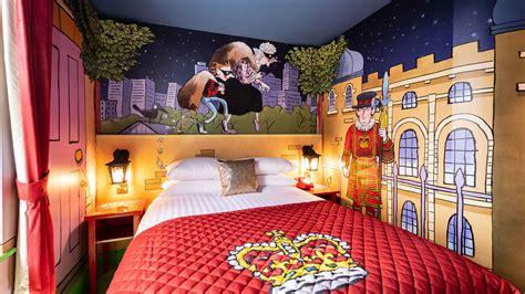 Gangsta Granny Room | Alton Towers Resort